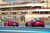 Ferrari 599 XX EVO & Ferrari LaFerrari by Raphaël Belly Photography