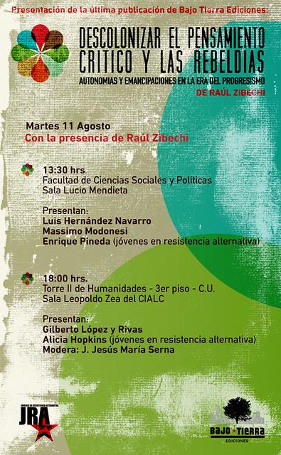 Zibechi UNAM