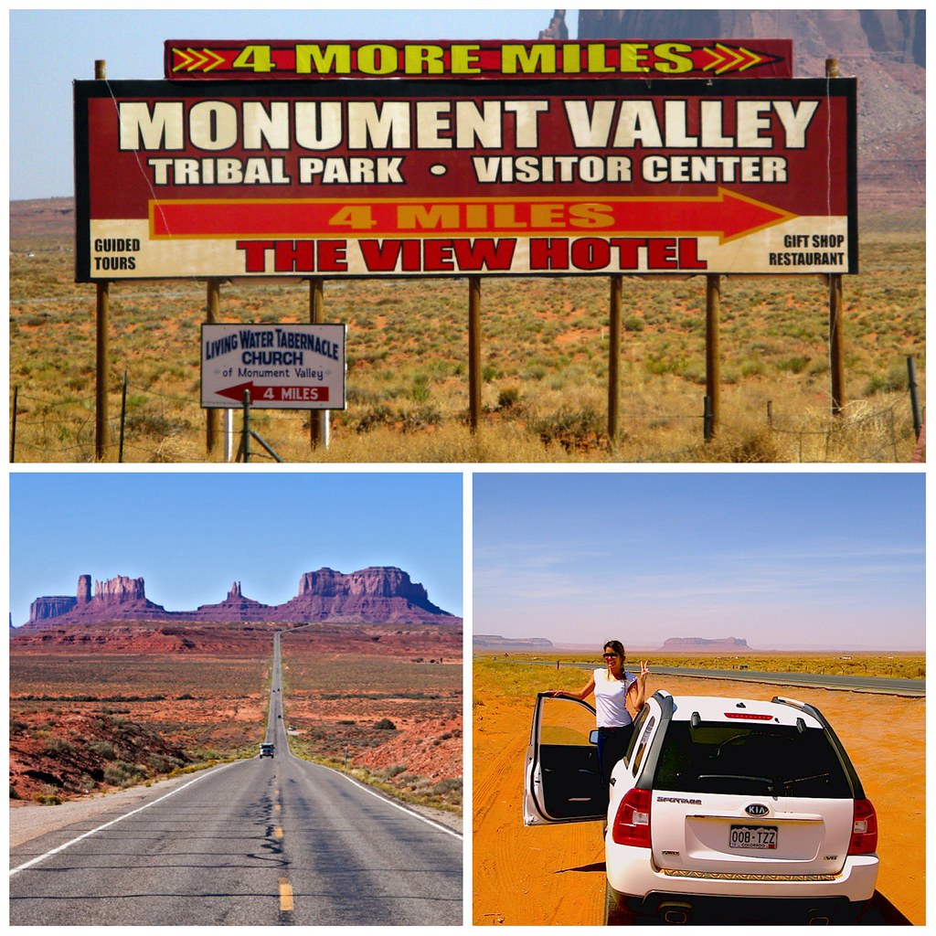 Donde dormir para visitar Monument Valley