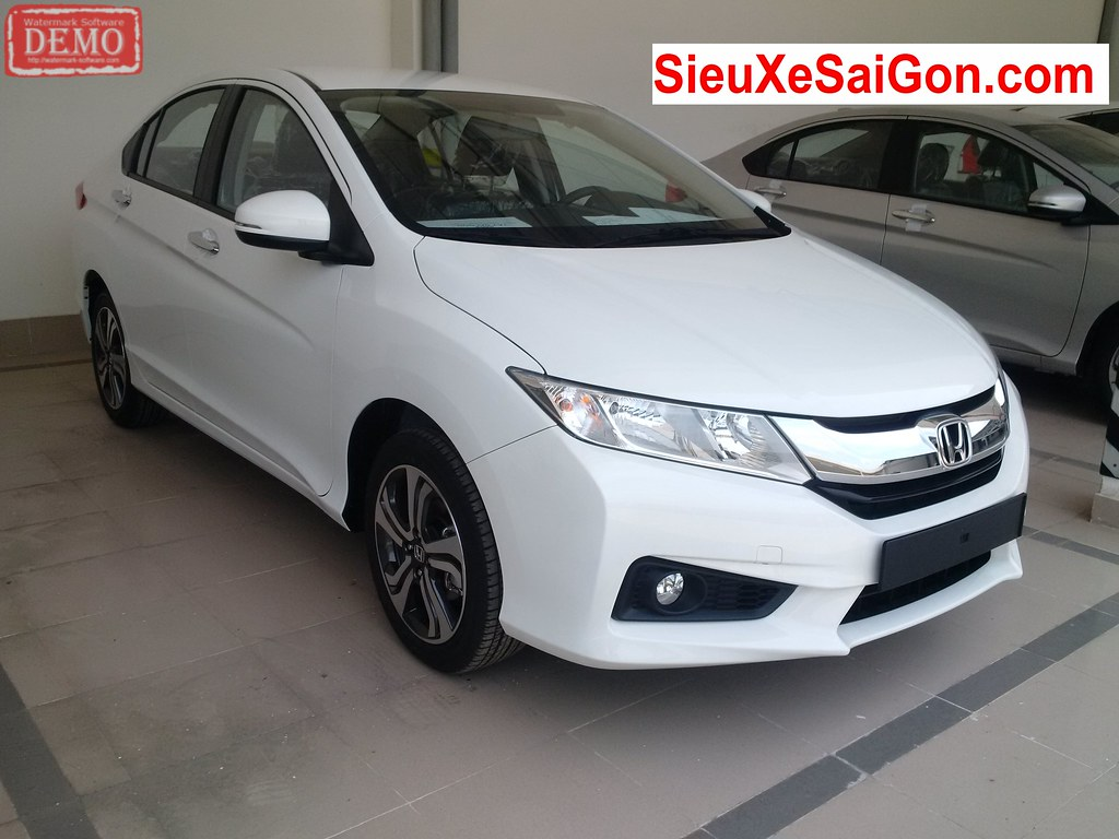 honda city so san
