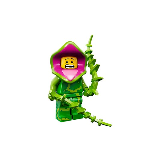 Minifigures serie 14 - Plant Monster