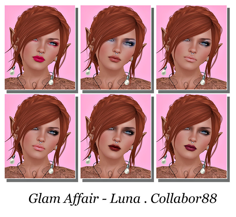 Glam Affair - Luna Collabor88