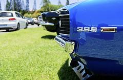 Chevrolet camro ss