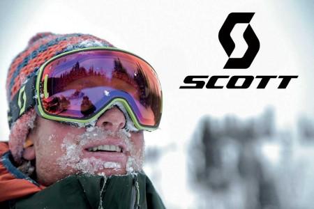 Objevte nové technologie v lyžařských brýlích Scott