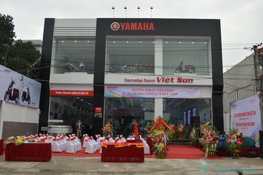Yamaha Town Việt Sơn