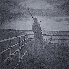 The Old Man and the Sea- iphone3 2012 legacy