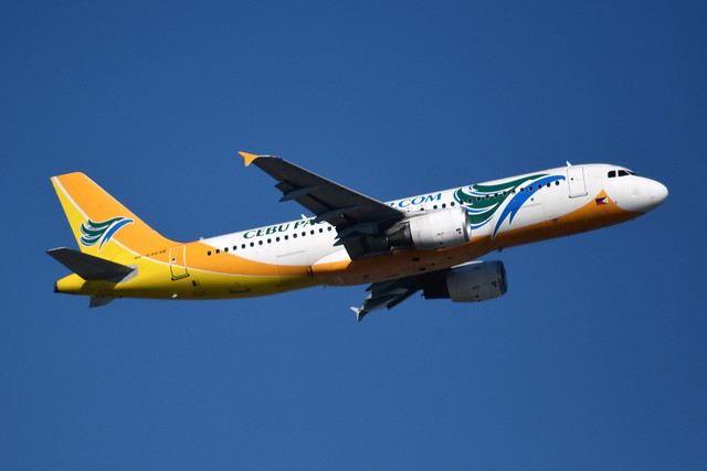 Cebu Pacific Air RP-C3238