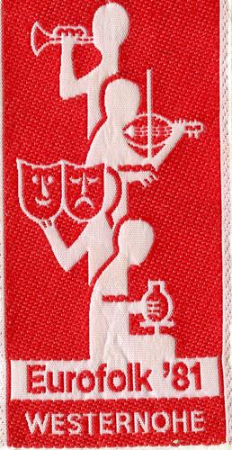 1981.08.10 - Eurofolk '81 - Westernohe