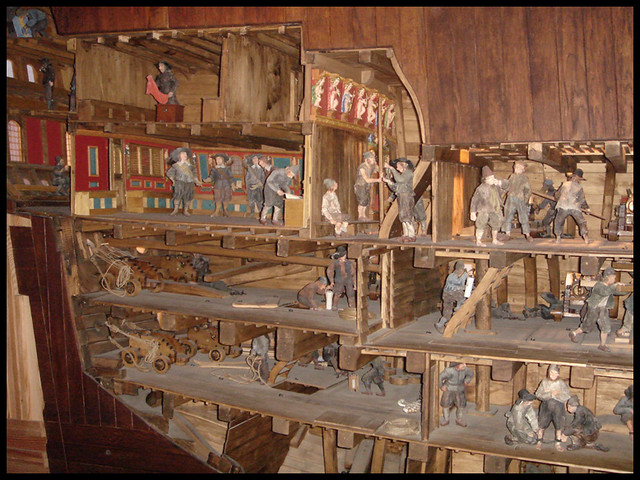 Vasa Museum | inside the Vasa Ship | By: The Wicked Soul | Flickr ...: flickr.com/photos/dorotka/103507361