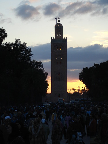 Koutoubia Mosque - Marrakech 915