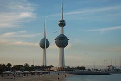 Kuwait_Towers_LateEvening