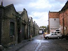 The Old Tramsheds, Upper Clapton