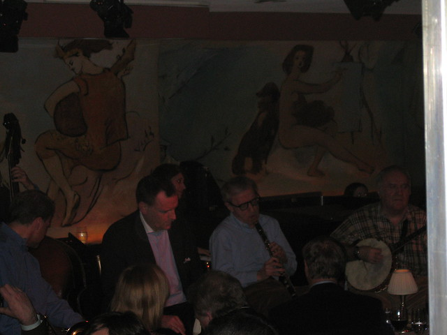 Cafe Carlyle Woody Allen Bar