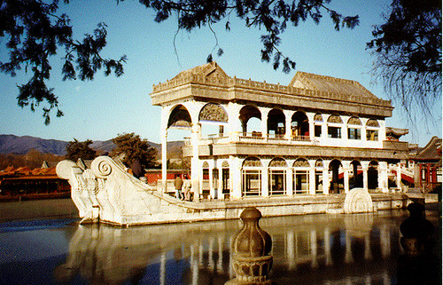 If you make an app about China, definitely include the Summer Palace!