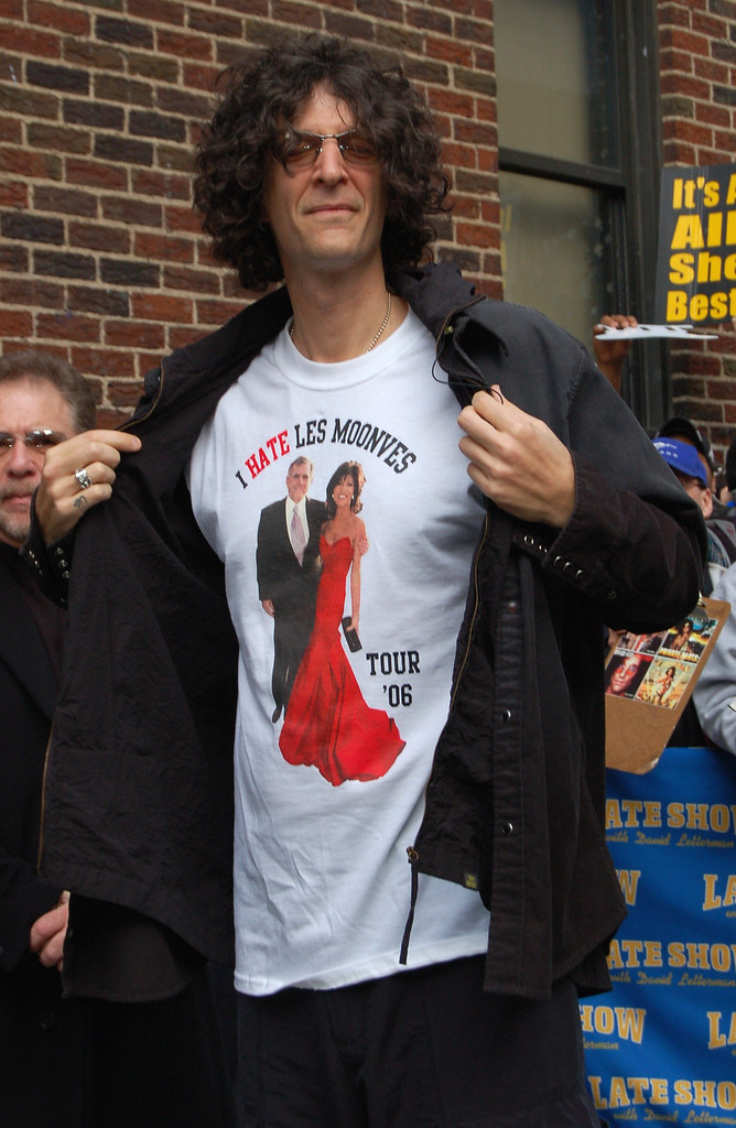 Howard Stern on Flickr