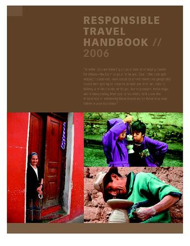 2006 Responsible Tourism Handbook @Transabroad