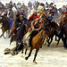 Buzkashi, Afghanistan by Po Lo