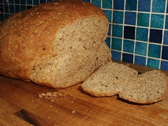 baking, beer bread, bread, rye bread, whole grain, baked goods, ciabatta, food, brown bread, soda bread, sourdough,
