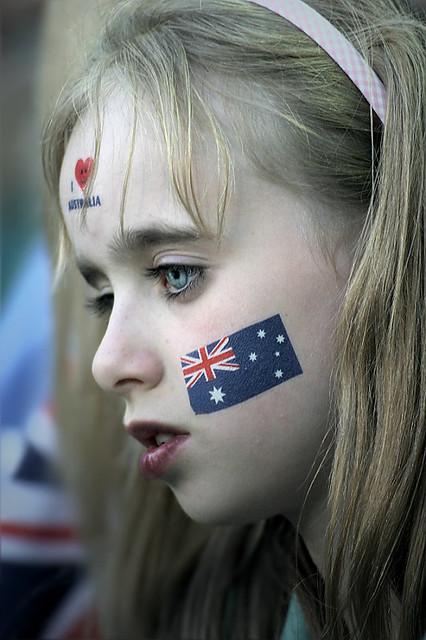 I luv Australia