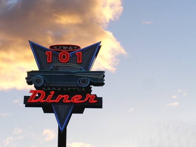 HIWAY 101 Homestyle Diner - My Favorite Place to Eat