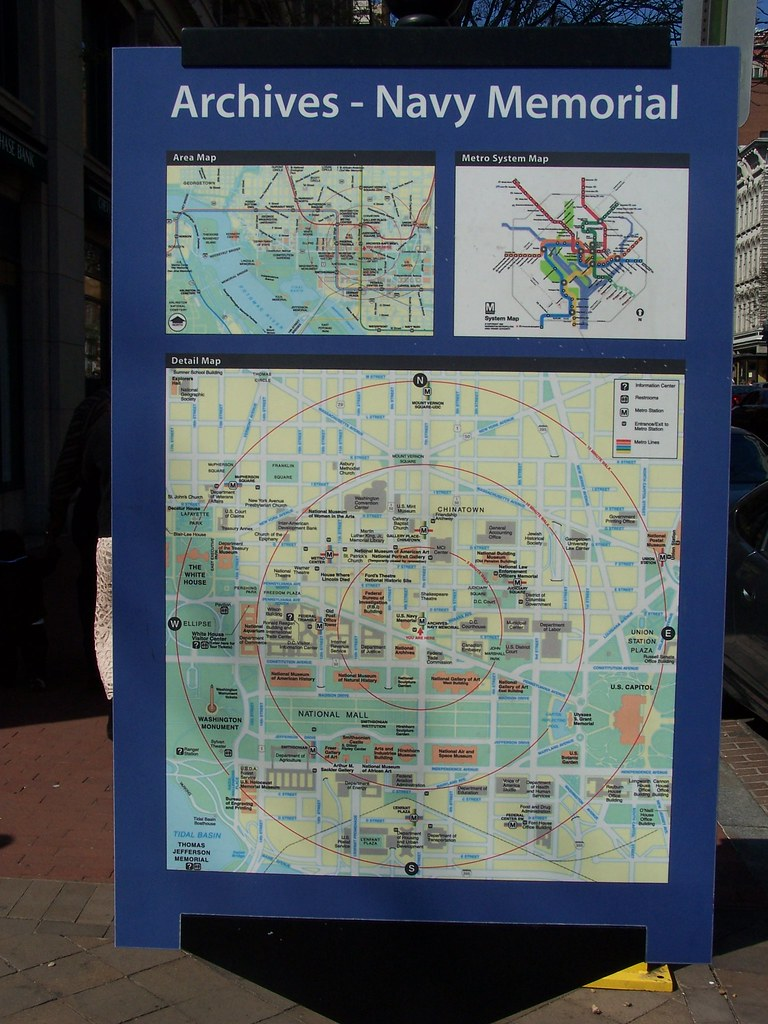 Subway Map Sign.Wayfinding Sign Archives Navy Memorial Subway Map Outs Flickr