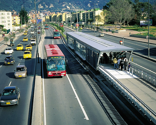 TransMilenio Bus Rapid Transit, Bogota