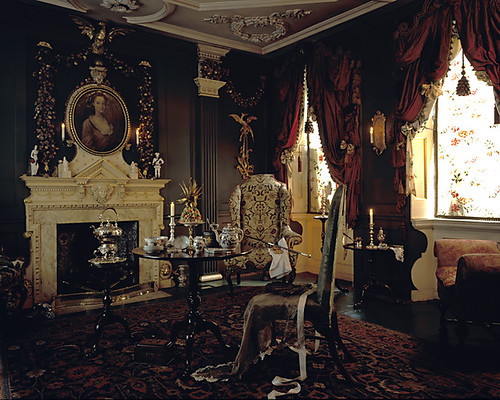 Dennis Severs' House - drawing room by James Brittain