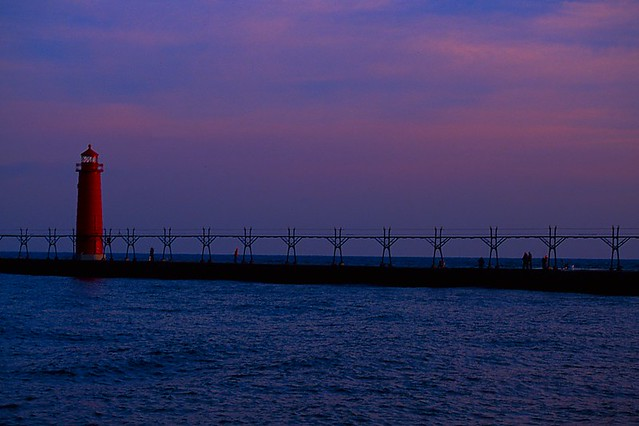 Grand Haven Sunrise