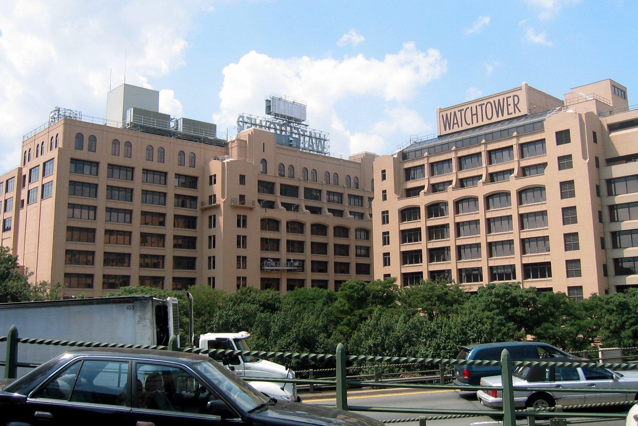 Brooklyn Brooklyn Heights Watchtower Building The