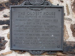 Photo of Black plaque № 9592