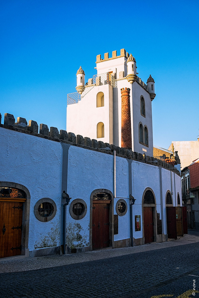 01.- Ovar - O Torreão