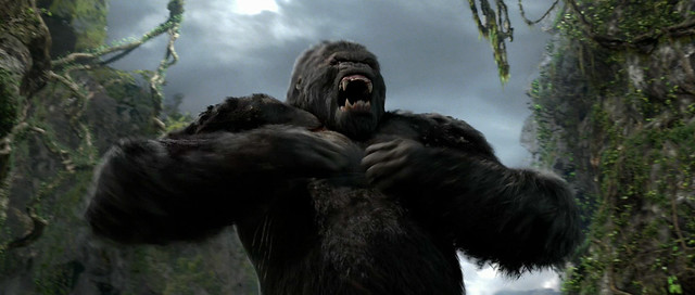 Image result for KING KONG Beating Chest