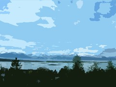 Vector Fjord