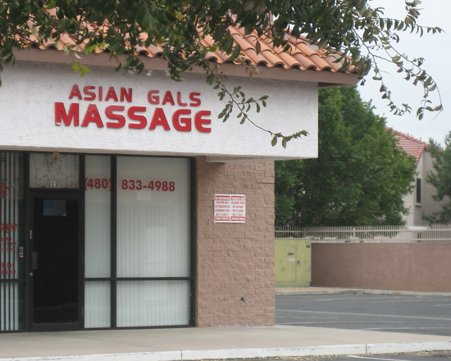 More seedy massage parlors in Phoenix