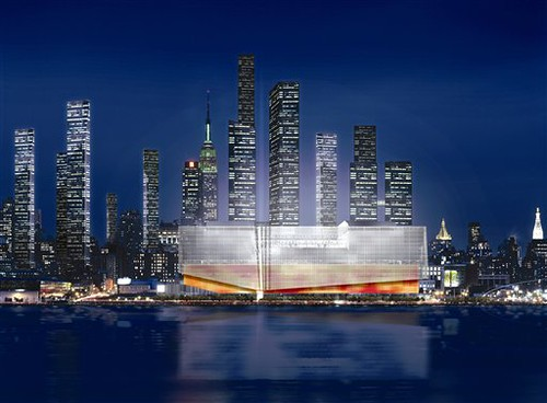 New York Jets Proposed West Side Stadium Flickr Photo Sharing