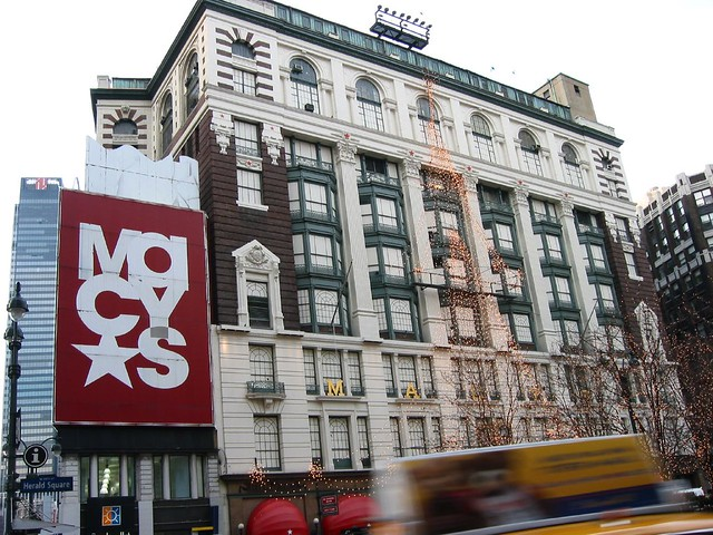 Macy's Department Store | Flickr - Photo Sharing!