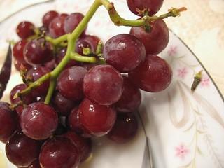 raisin rouge