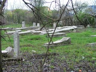 Jewish Cemetery, Timisoara, Romania