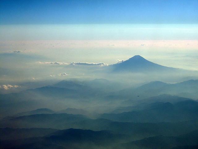富士山, Fujifilm FinePix F610