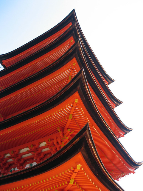 unveiled, the 5 storey pagoda, Canon IXY DIGITAL L3