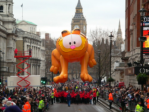 Events in London: New Year´s Parade, London