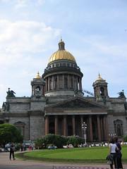 St. Isaac's Square (ploshchad Isaakievskaya)