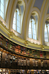 British Museum Library interior