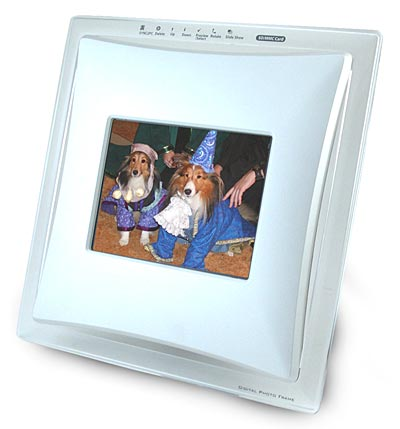 eStarling WiFi picture frame
