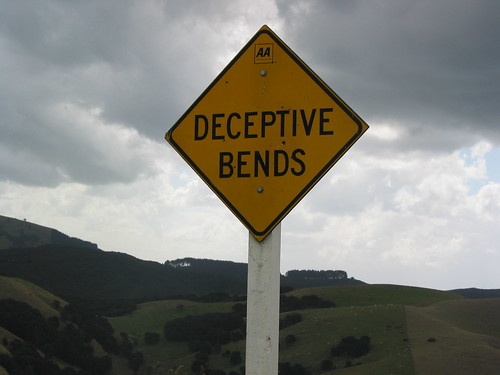 deceptive bends