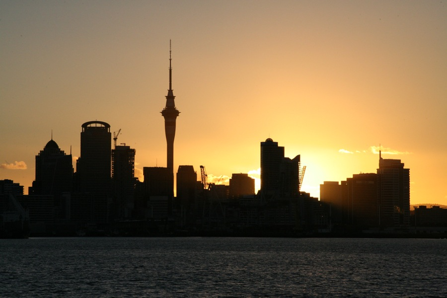 Auckland Sunset