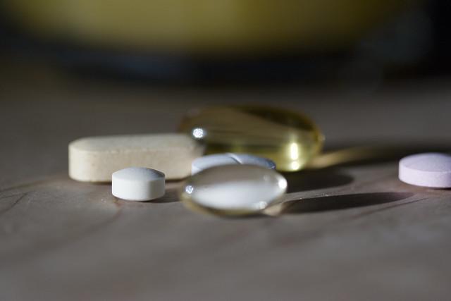 Vitamins with Lightroom