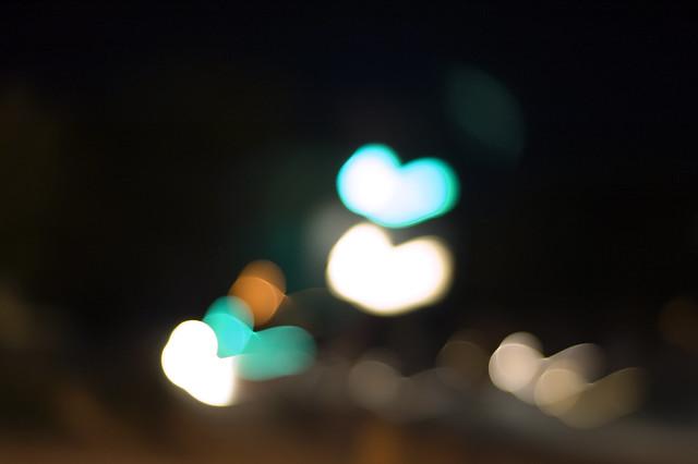Heart-shaped blur | Flickr - Photo Sharing!