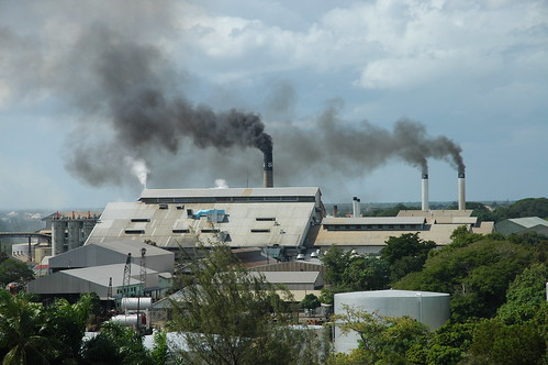 Pollution, Dominican Republic