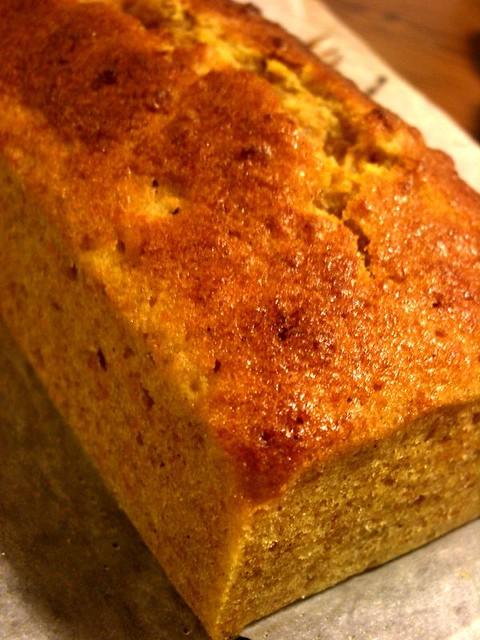 Carrot Pound Cake Using Cake Mix